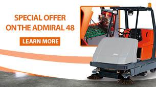 The Admiral 48 Promo